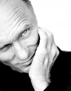 ed harris - i KNOW i saw you at the field museum!!!