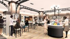 ビューティーセレクトショップの阪急フルーツギャザリングがエキュート品川に初オープン。百貨店ブランドとバス&ボディコスメが集結 2枚目
