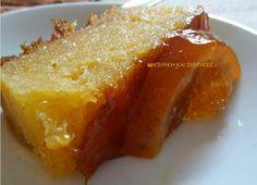Greek Sweets, Greek Desserts, Greek Recipes, Easy Desserts, Cake Frosting Recipe, Frosting Recipes, Sweets Recipes, Cake Recipes, Greek Cake