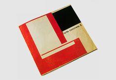 Arte Concreta 5 — Design by Bruno Munari. MAC bulletin, 1952