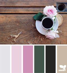 still hues, colors palette Colour Pallette, Colour Schemes, Color Combos, Color Patterns, Color Balance, Design Seeds, World Of Color, Color Swatches, Color Theory