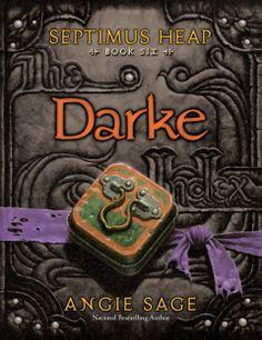 Septimus Heap book 6-Darke