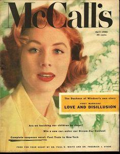 McCall's April 1956