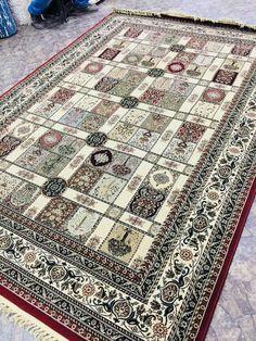 300x200 cm Egyptian Handmade Wool Rugs Four Season Handcraft Nice Carpets  #Handmade