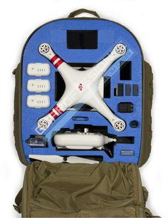 DJI Phantom 2 Backpack