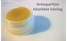 Parfüm készítése házilag: krémparfüm 10 perc alatt, vegyszermentesen, illatreceptekkel - Hulladékmentes.hu