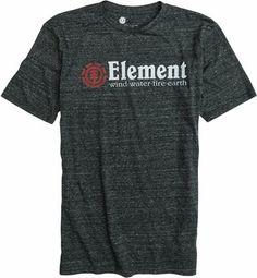 ELEMENT HORIZONTAL SS TEE   Swell.com