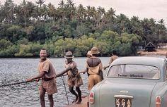 Mtwapa Ferry 1964