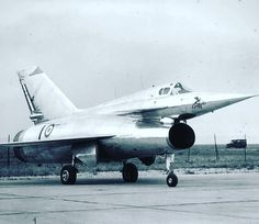 Nord 1500 Griffon (1955) French experimental ramjet fighter