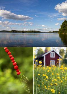 Beautiful Småland in Sweden
