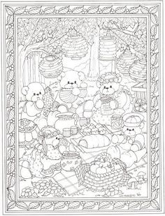 lucy and Company coloring book - Google Search