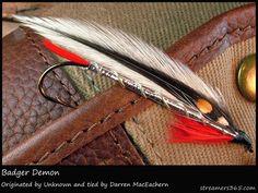 #327 Badger Demon - Darren MacEachern