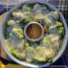 Broccoli Gratin http://www.kochen-und-backen-im-wohnmobil.de