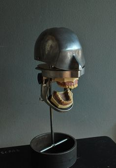 Aluminum Dental Head and Gum and Teeth Model Medical by AGC916, $985.00