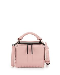 Ryder Small Zip Crossbody Bag, Bubblegum by 3.1 Phillip Lim at Neiman Marcus.