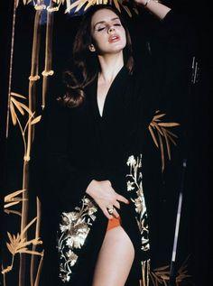 Lana Del Rey for Galore Magazine. #LDR