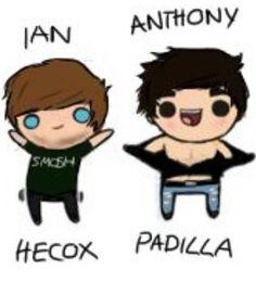 Smosh ( Ian and Anthony )