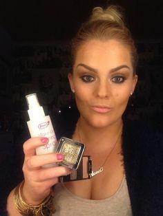 Haul, makeup , look
