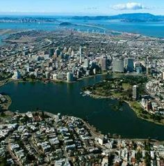 My true home. Lake Merritt, Oakland, CA