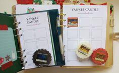 Refill in formato digitale per collezionare le etichette delle Yankee Candle. Il pdf comprende sia il formato Personal che A5. Disponibile sul mio shop Etsy. www.etsy.com/it/shop/BrunellaBiStore