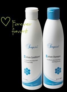 Hydrate shampoo #message me for this and more forever living products