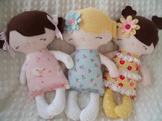 handmade dolls | Handmade cloth dolls