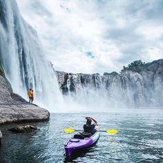 Shoshone Falls Idaho Photo by @huckculture
