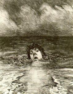 Max Klinger, Drowning