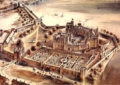 The anatomy of a Medieval Castle and life therein.