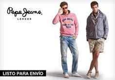 Pepe Jeans London: Primavera-Verano