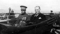 Selahattin Giz'in Koleksiyonundan Atatürk'ün Az Bilinen 74 Fotoğrafı – MustafaKemâlim Turkish Army, The Turk, Love And Respect, The Republic, Che Guevara, Captain Hat, Hero, History, Inspiration