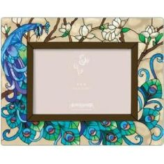 Peacock Collection Photo Frame - love it for $35