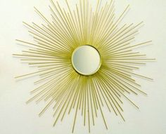 I love this sunburst mirror from Layla Grace, but at $308 a pop it just wasn't in the budget. so I decided to make my own.