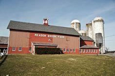 Meadow Brook Farm, Warwick, NY. (photo - DAVID MORRIS CUNNINGHAM)