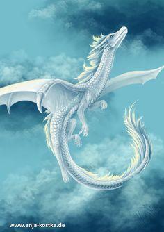 Freiheit by ArkaEdri on DeviantArt Dragon Fantasy Myth Mythical Mystical Legend Dragons Wings Sword Sorcery  Magic