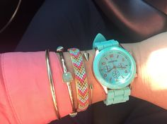 Today's #armcandy #armparty