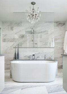 Relaxing Master Bathroom Bathtub Remodel Ideas 45