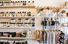 This contemporary fashion store for kids has so many different cool clothes and accessories it will be hard for you to just have a look and not buy at least one thing.