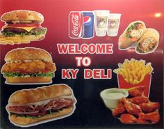 KY Deli & Grocery. 4025th Ave. Brooklyn, NY. (Photo Date: 4/11/14)