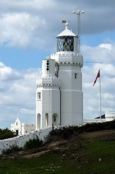 St. Catherine's Lighthouse - Isle of Wight, England