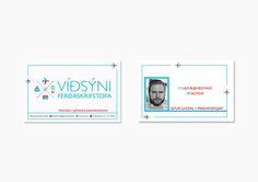 Vidsyni Travel Agency – Brand Identity on Behance