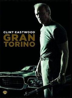"""Clint Eastwood stars in the drama """"Gran Torino,"""" marking his first film role since his Oscar-winning """"Million Dollar Baby."""" Eastwood also directs the film in which he plays Walt Kowalski, an iron-wil Clint Eastwood, Film Movie, See Movie, Dirty Dancing, Film Mythique, Bon Film, Movies Worth Watching, Book Tv, Great Films"""