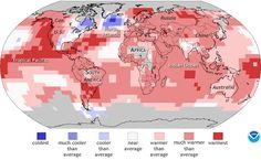 2015: A medio camino una y caliente   NOAA Climate.gov