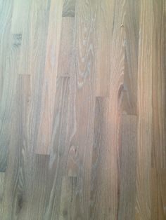 Red oak   Fumed and oiled  Rubio Monocoat