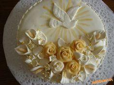 Výsledok vyhľadávania obrázkov pre dopyt torty na birmovku Pie, Desserts, Recipes, Torte, Tailgate Desserts, Pastel, Dessert, Pies, Tart