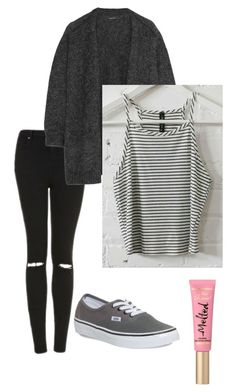 """""""Untitled #13"""" by ellismarley on Polyvore featuring Topshop, Isabel Marant and Vans"""