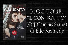 Le Lettrici Impertinenti: [BlogTour] IL CONTRATTO - Elle Kennedy