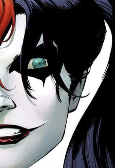 Batman Death of the Family. Harley Quinn.