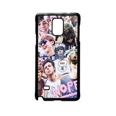 Ashton Irwin 5 SOS collage for Samsung Galaxy and HTC Case