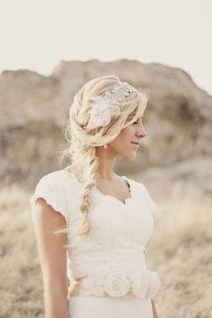 Barbara Gant, custom bridal seamstress: Michelle & Ryan